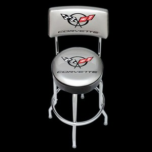 C5 Corvette EZ-Comfort Counter Stool