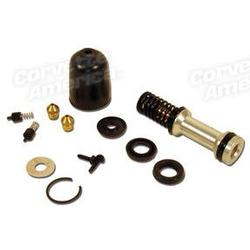 Corvette Master Cylinder Rebuild Kit. W/O Power Brake: 1967-1976