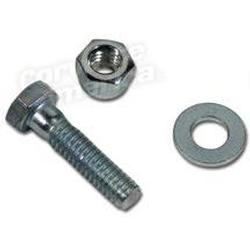 Corvette Park Brake Lever Pivot Bolt W/Nut.: 1964-1966