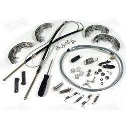 Corvette Park Brake Rebuild Kit. Stainless Steel: 1965-1966