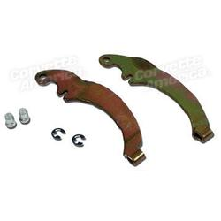 Corvette Park Brake Shoe Levers & Pins.: 1953-1964
