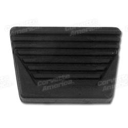 Corvette Pedal Pad. Brake/Clutch: 1963-1967