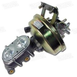 Corvette Power Brake Booster. Replacement - With Master Cylinder: 1964-1967