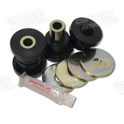 Corvette Rear Control Arm Bushing Set. Polyurethane: 1963-1982