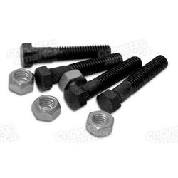 Corvette Upper A-Arm Shaft Bolt & Nut Kit. 8 Piece: 1968-1982
