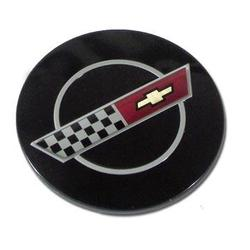 Corvette Wheel Center Cap.: 1984-1985