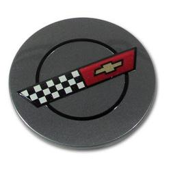 Corvette Wheel Center Cap.: 1987
