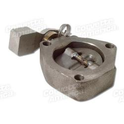 Corvette Exhaust Heat Riser Valve. 2.5 Inch W/O Fuel Injection: 1962-1974