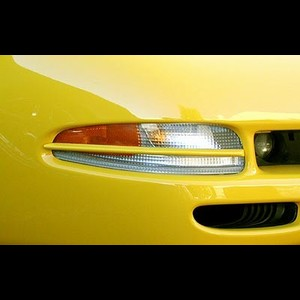 97-04 C5/Z06 Corvette Front Turn Signal Grill