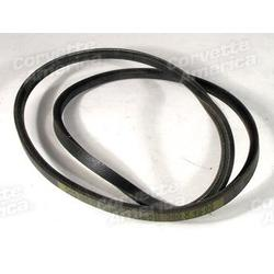 Corvette Power Steering Belt. 300 & 350HP W/O Air Conditioning: 1966-1967
