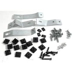 Corvette Side Exhaust Cover Mounting Kit.: 1965-1967