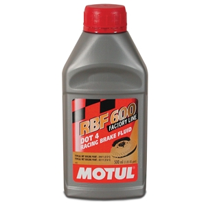 Corvette Motul 600 Racing Brake Fluid