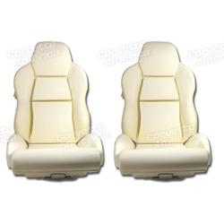 Corvette Seat Foam. Standard 4 Piece Set: 1994-1996