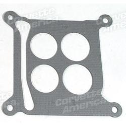 Corvette Carburetor Base Gasket. 300 & 390 HP: 1966-1967