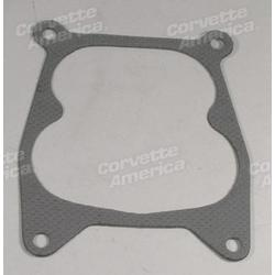 Corvette Carburetor Base Gasket. Quadra-Jet 300HP, 350HP & 390HP: 1970