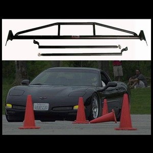Corvette 97-04 C5 Brey-Krause Harness Mount Bar