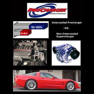 Corvette 97-03 C5 ProCharger - Supercharger Kit